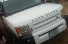 Land Rover LR3 HSE 2006 White for sale