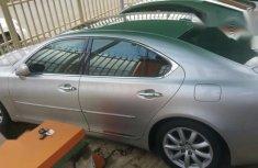 Lexus LS 460 2008 Silver for sale