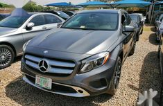 Sell used grey 2016 Mercedes-Benz GLA suv / crossover automatic