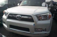 Toyota 4-Runner 2013 White for sale