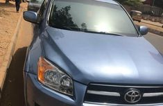 Best priced used blue 2010 Toyota RAV4 suv / crossover automatic