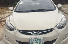 Clean grey 2012 Hyundai Elantra car for sale at attractive price