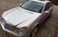 Grey/silver 2008 Mercedes-Benz E350 for sale at price ₦2,800,000