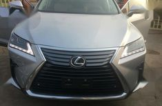 Sell used grey/silver 2016 Lexus RX suv / crossover automatic at cheap price
