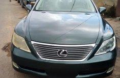 Lexus LS 2008 460 Green for sale