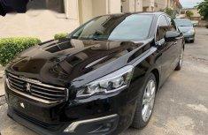 Peugeot 508 2016 Black for sale