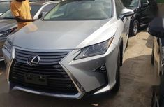 Need to sell high quality 2016 Lexus RX suv / crossover automatic in Ibadan