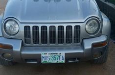 Jeep Liberty 2004 Limited 4WD Beige for sale