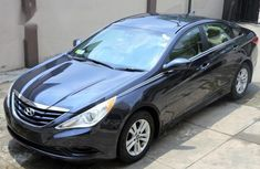 Hyundai Sonata 2013 Blue for sale