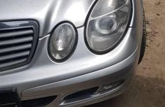 Sell grey 2006 Mercedes-Benz E200 automatic at mileage 173