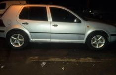 Volkswagen Golf 2003 1.6 Automatic Silver for sale
