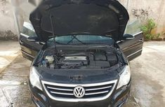 Certified black 2011 Volkswagen CC automatic in good condition