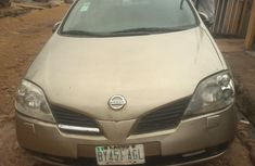 Sell high quality 2005 Nissan Primera manual at price ₦450,000