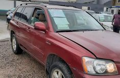Best priced used 2001 Toyota Highlander suv / crossover automatic