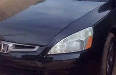 Honda Accord 2005 Sedan LX Automatic Black for sale