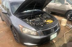 Used 2008 Honda Accord at mileage 80,000 for sale in Lagos