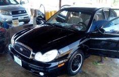 Hyundai Sonata 2003 Automatic Black for sale