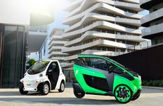 Latest images of upcoming Toyota all-electric cars unveiled by the automaker!