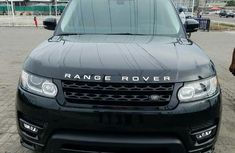 Sell used 2015 Land Rover Range Rover Sport at price ₦32,000,000