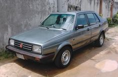 Volkswagen Jetta 1991 Gray for sale