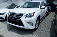 Lexus GX 2016 White for sale
