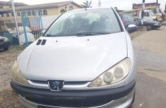 Peugeot 206 2004 Silver for sale