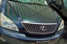 Sell blue 2004 Lexus RX automatic at mileage 23,001