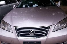 Sell well kept grey 2017 Lexus NX automatic in Lagos