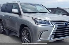 Sell cheap grey 2016 Lexus LX at mileage 25,000