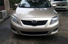 Sell used 2010 Toyota Corolla at price ₦2,900,000