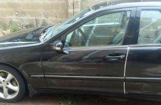 Mercedes-Benz C230 2005 Black for sle