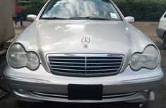 Mercedes-Benz C230 2003 Gray for sale