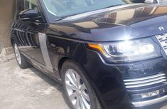 Sell well kept 2015 Land Rover Range Rover Vogue at price ₦31,000,000
