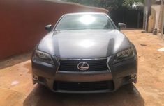 Lexus GS 2013 Gray for sale