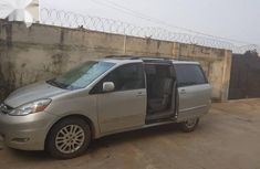 Toyota Sienna 2008 XLE Limited 4WD Silver for sale