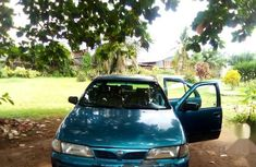 Nissan Almera 1999 Blue for sale