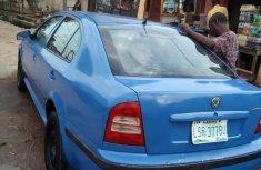 Skoda Octavia 2002 Blue for sale