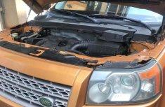 Land Rover LR3 2008 Orange for sale