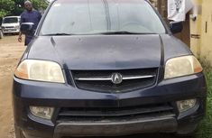 Acura MDX 2003 Blue for sale