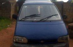 Nissan Serena 1998 Vanette Blue for sale