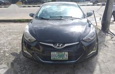 Very sharp neat 2014 Hyundai Elantra for sale in Lagos
