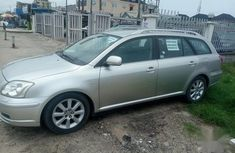 Toyota Avensis 2005 Wagon Silver for sale