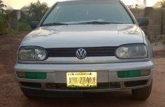 Volkswagen Golf 1997 1.8 Silver for sale