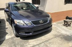 Need to sell cheap used 2006 Lexus GS in Lagos