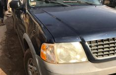 Ford Explorer 2002 Sport Track Automatic Blue for sale