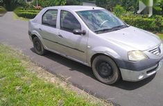 Renault Logan 2008 1.6 Silver for sale
