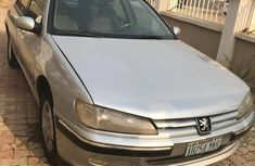 Peugeot 406 Coupe 1999 Silver for sale