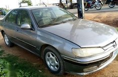 Peugeot 406 2004 Gray for sale