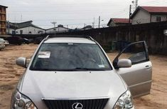 Lexus RX 2005 330 4WD Silver for sale