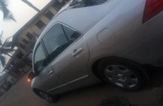 Honda Accord 2006 2.0 Comfort Automatic Gray for sale